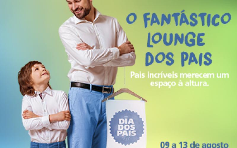 Shopping Sete Lagas traz campanha e programação especial do Dia dos Pais