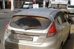 PM apreende veículo clonado na cidade de Paraopeba