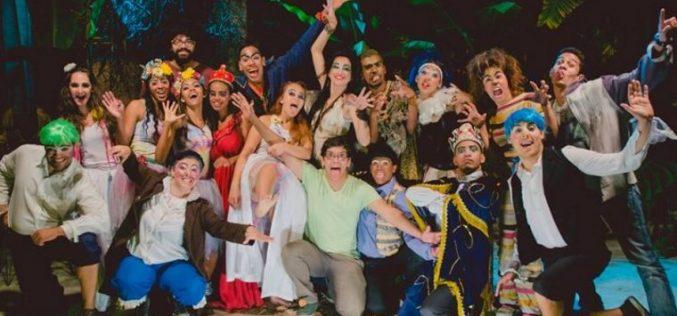 Já estão abertas as inscrições para os cursos na Escola Livre de Teatro