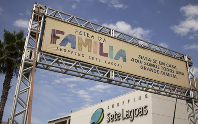 Feira da Família e Festival de Food Trucks são atrações do fim de semana em Sete Lagoas
