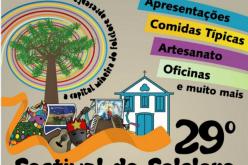 Jequitibá se prepara para 29ª edição do Festival de Folclore