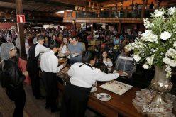 Almoço em prol da APAE Sete Lagoas é sucesso no Mercado San Pietro