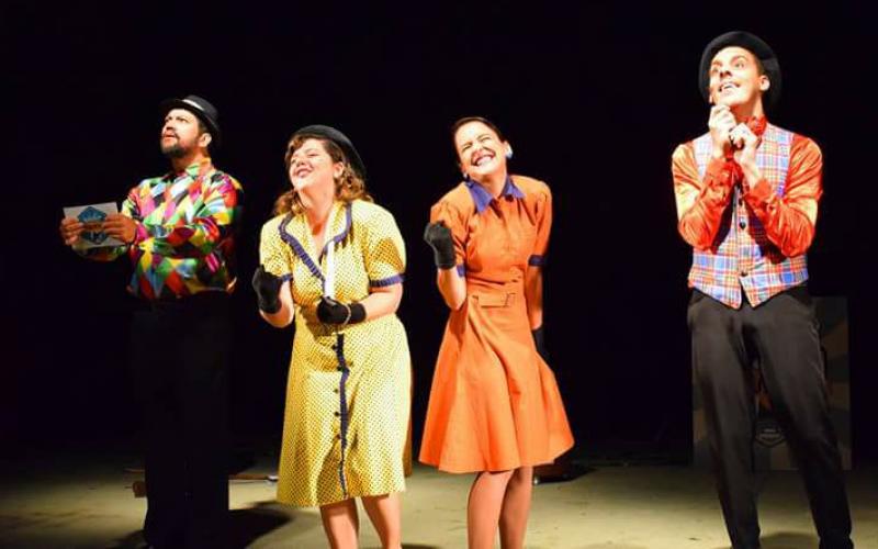 Grupo Drama se apresenta na Casa da Cultura no próximo domingo