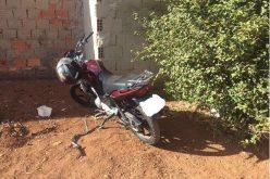 Polícia Militar recupera moto roubada e pai de um dos menores apreendidos também foi preso