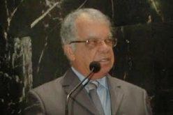 Faleceu neste domingo o ex-prefeito e ex-deputado Estadual Sérgio Emílio