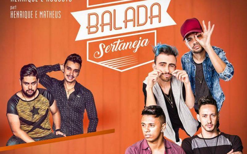 Balada Sertaneja abre o mês de setembro do Na Gruta