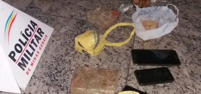 Polícia Militar prende traficante no Bairro das Indústrias e apreende menor