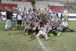 Ideal conquista pela 13ª vez, o Campeonato Regional de Futebol Amador