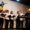 DOARTE se apresentam no palco no Projeto Arte Brasil na próxima segunda (25)