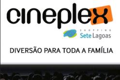 Cineplex : Benefícios e preços especiais pra levar todo mundo ao cinema em Sete Lagoas