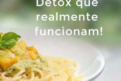Métodos Detox que realmente funcionam!