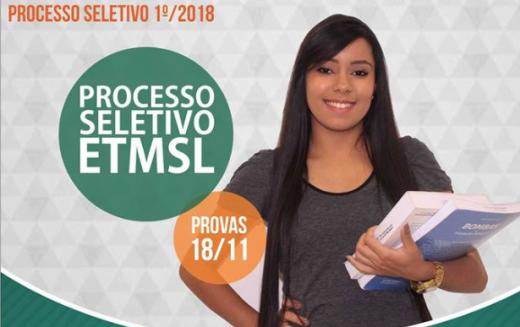 Escola Técnica abre inscrições para processo seletivo em Sete Lagoas