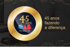 """""""OAB na praça"""" orienta a população em Sete Lagoas"""