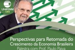 Ex-Ministro Paulo Paiva faz palestra no ACI em Sete Lagoas