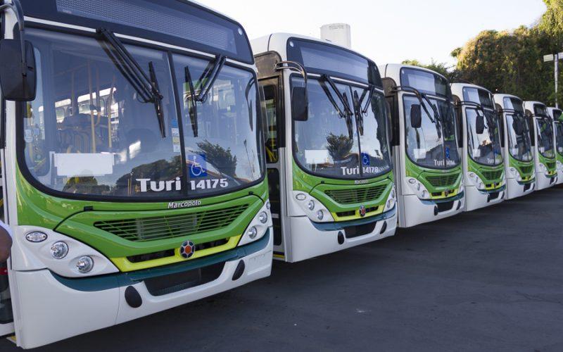 Transporte coletivo: Nova linha de ônibus passa a atender aos Sete-lagoanos