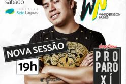 """Whindersson Nunes  apresenta """"Proparoxítona"""" em Sete Lagoas neste fim de semana"""