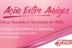 Outubro Rosa: Ótica Ronaldo adere á ação do Hospital Nossa Senhora das Graças