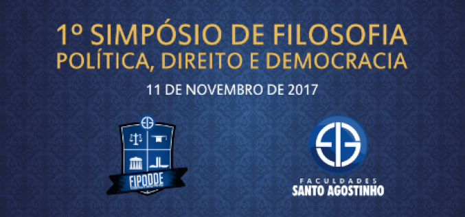 FASASETE realiza 1º Simpósio de filosofia, política e, direito e democracia