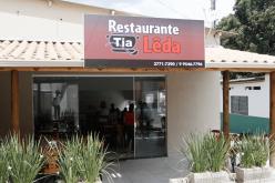 Comida mineira de qualidade é no Restaurante Tia Lêda
