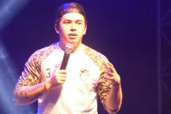 Whindersson Nunes lota sessões e arranca muitos risos do público em Sete Lagoas