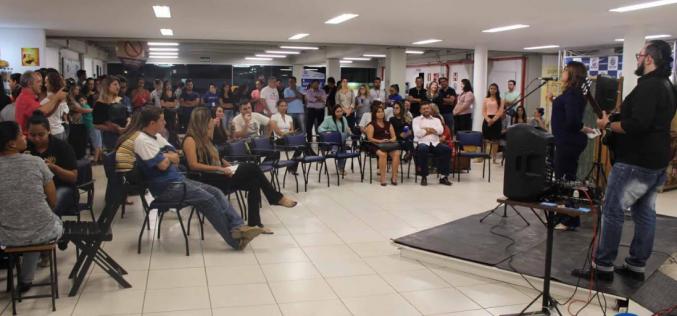 """FASASETE lança Projeto """"Cultura Agostinho"""""""