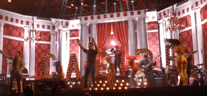 Show Cabaré completo reúne terceiro maior número de público em Sete Lagoas