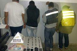 Ação simultânea da Polícia Militar prende 4 traficantes em Sete Lagoas