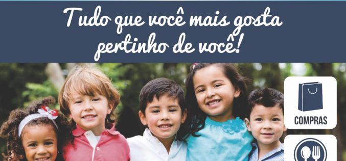 """Pátio Lagoa Shopping promove ação do """"Dia das Crianças"""""""