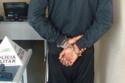 Polícia Militar prende indivíduo por roubo tentado no Jardim Primavera