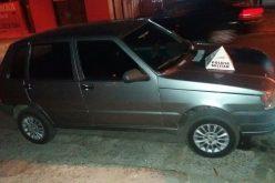 Veículo clonado é apreendido pela PM no bairro Progresso