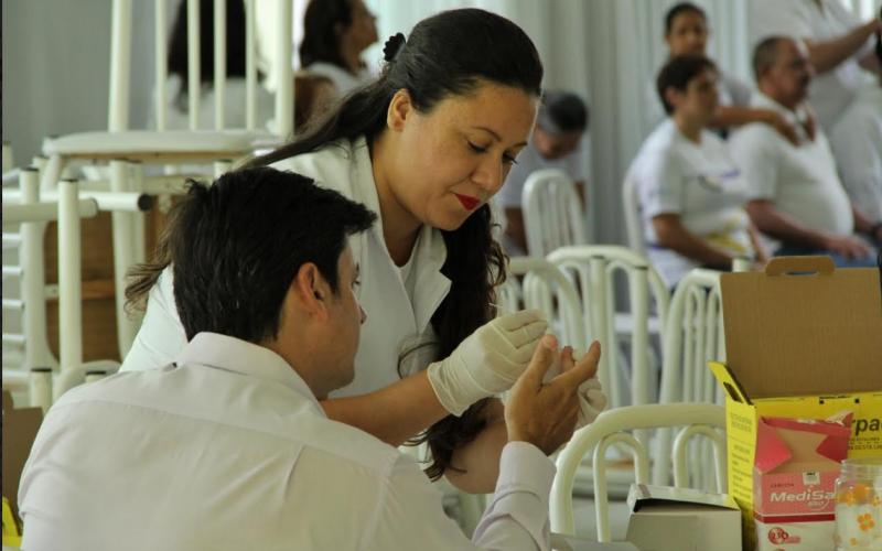 Cuidar da saúde dos servidores é prioridade da atual gestão da Câmara
