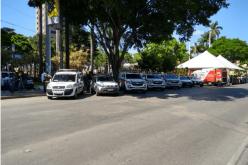 Polícia Militar de Sete Lagoas recebe nova base móvel de segurança comunitária