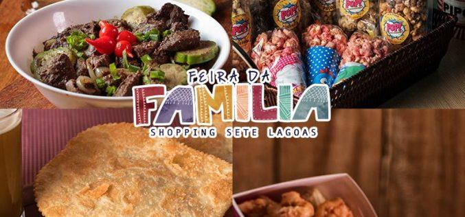 Shows da Virada Cultural integram programação da Feira da Famíla neste sábado (25)