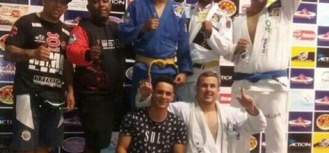 Jiu-Jitsu de Sete Lagoas brilha em etapa do Campeonato Mineiro