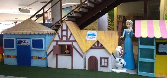 Programação de Natal do Pátio Lagoa Shopping
