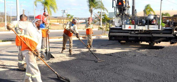 Prefeitura reinicia operação tapa-buracos nesta quarta-feira (20)
