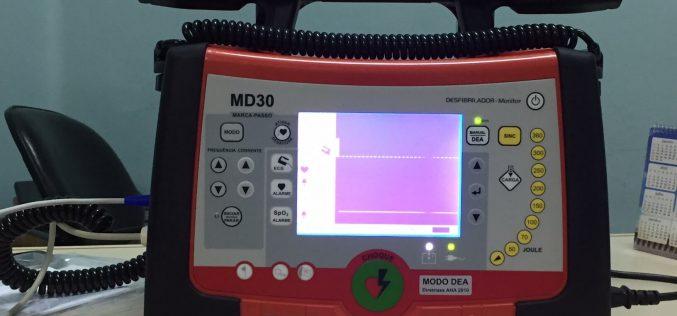 SMS fez aquisição de equipamentos para urgência e emergência