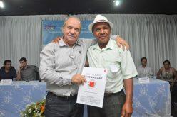 Mais 140 escrituras no programa de Municipal de Regularização Fundiária