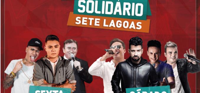 Festival Solidário: Lote promocional de ingressos será vendido até 10 de fevereiro