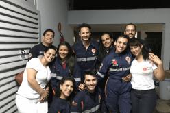 SAMU de Sete Lagoas realizou treinamento no Hospital Municipal