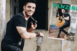 Paulinho Fontes é a estrela da Capa Fanzini dezembro