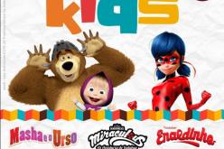Primeira edição do Carnaval Kids animará a criançada no Mineirão