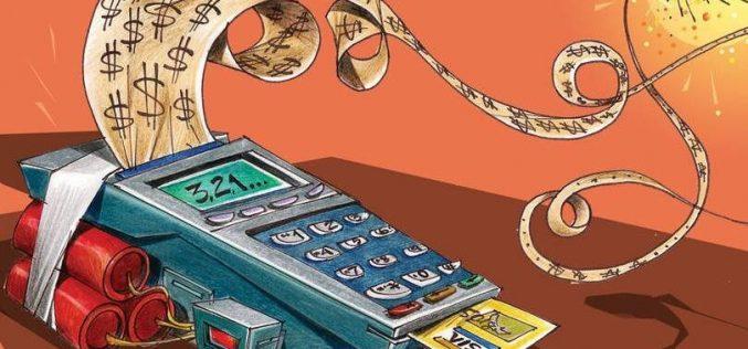 7 passos para sair das dívidas