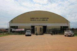Inaugurado na primeira gestão do Prefeito Leone Maciel, Ginásio Vinício Dias Avelar será revitalizado