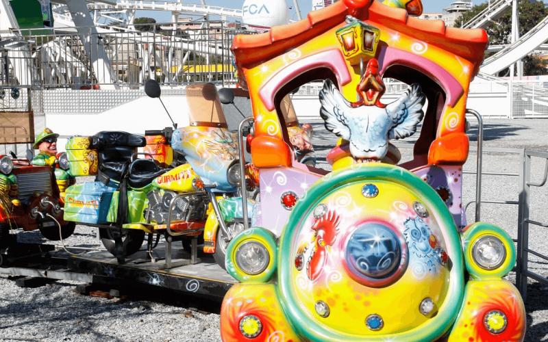 Mini parque Funny Planet concede 30% de desconto para quem comprar pela web