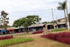 Prefeitura reforma praça e muda paisagem na região central