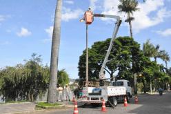 Prefeitura é responsável por manutenção de mais de 32 mil pontos de luz