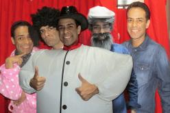 Ricardo Bello alegra a plateia com show de humor na capital mineira