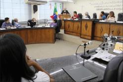 Câmara aprova mudança de nome de parque no Boa Vista e recebe bispo diocesano