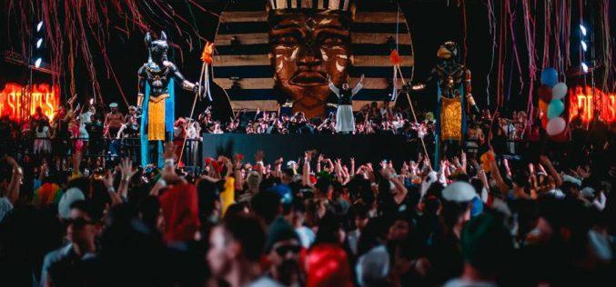 Mineirão será transformado no Egito durante a Magic Island, a maior festa a fantasia do Brasil
